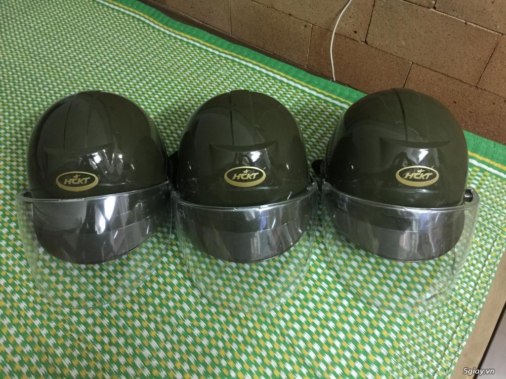 Nón bảo hiểm HCKT an toàn cho người sử dụng - 4