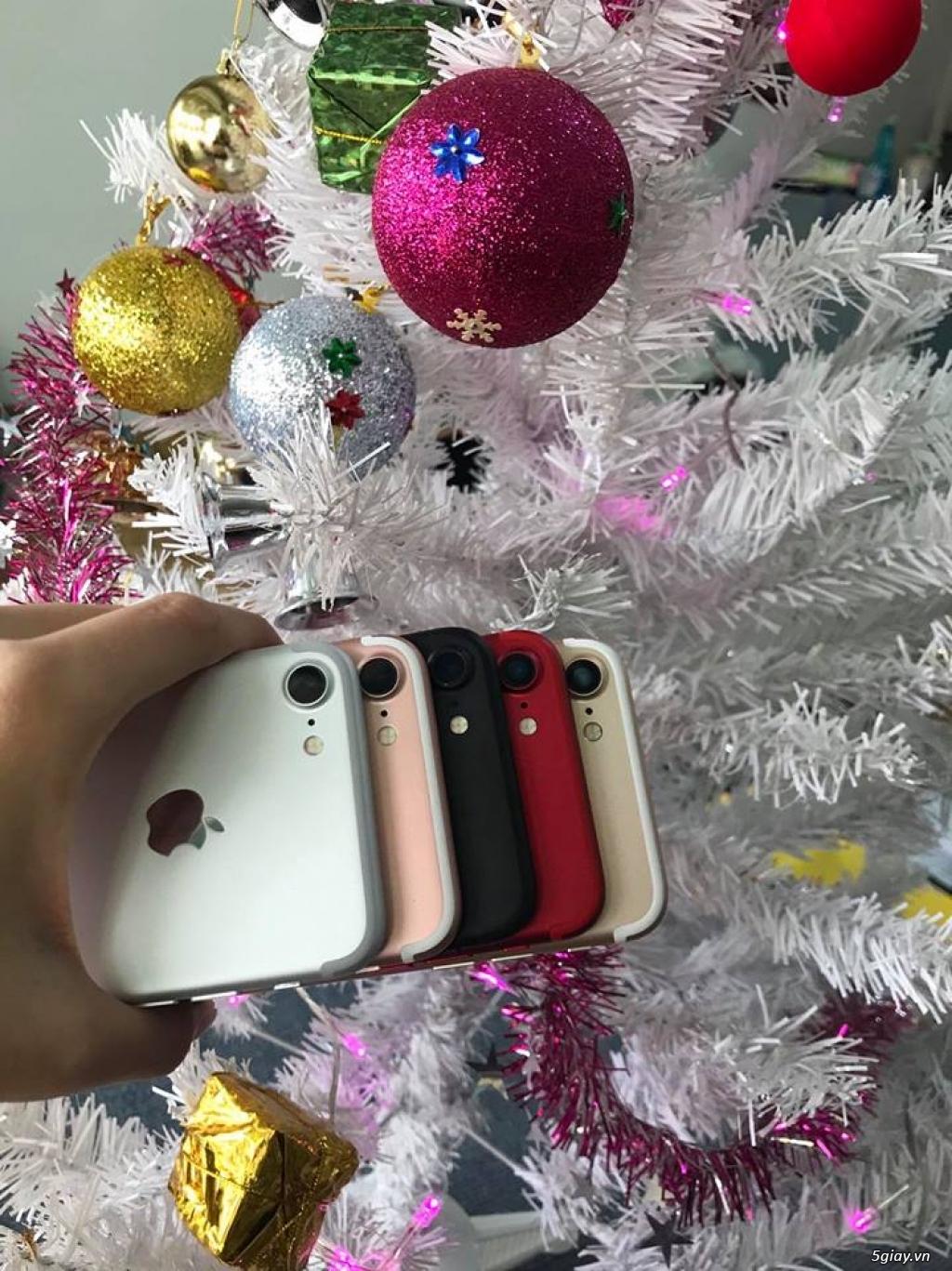 [TpHCM] Điện thoại iPhone 7 128GB QUỐC TẾ ZIN ALL giá 7xxx - 2