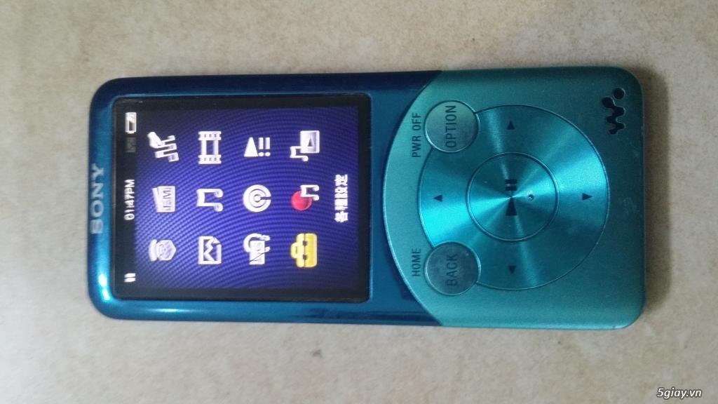 Bán máy Mp3 Sony Nw-s755 nội địa Nhật, 16g.