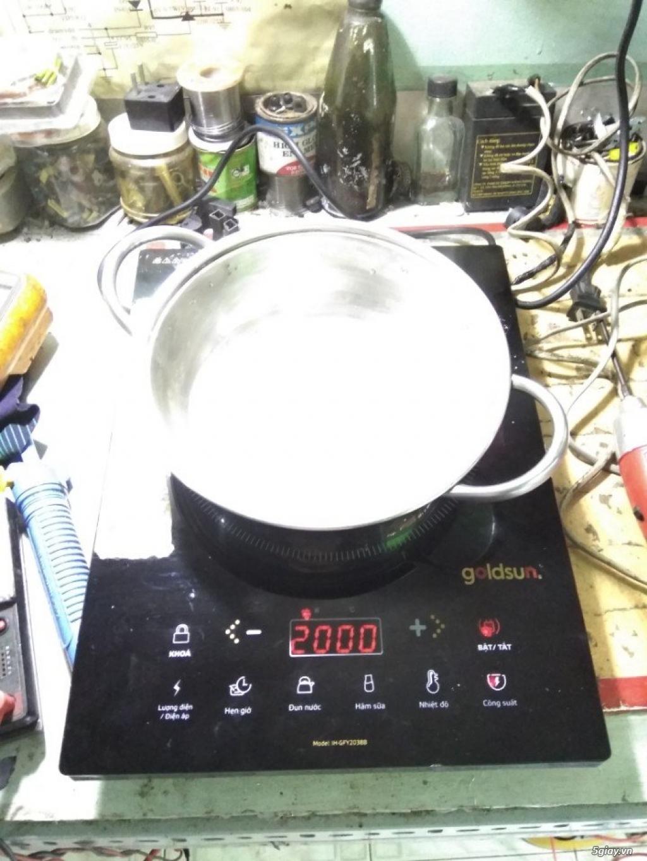 Chuyên sửa bếp từ, sửa bếp hồng ngoại, sửa bếp halogen, bếp qua quang - 35