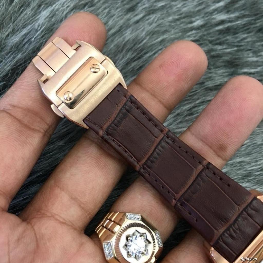 Chuyên đồng hồ Catier,Corum sang trọng Men & Lady model mới nhất 2019 - 21