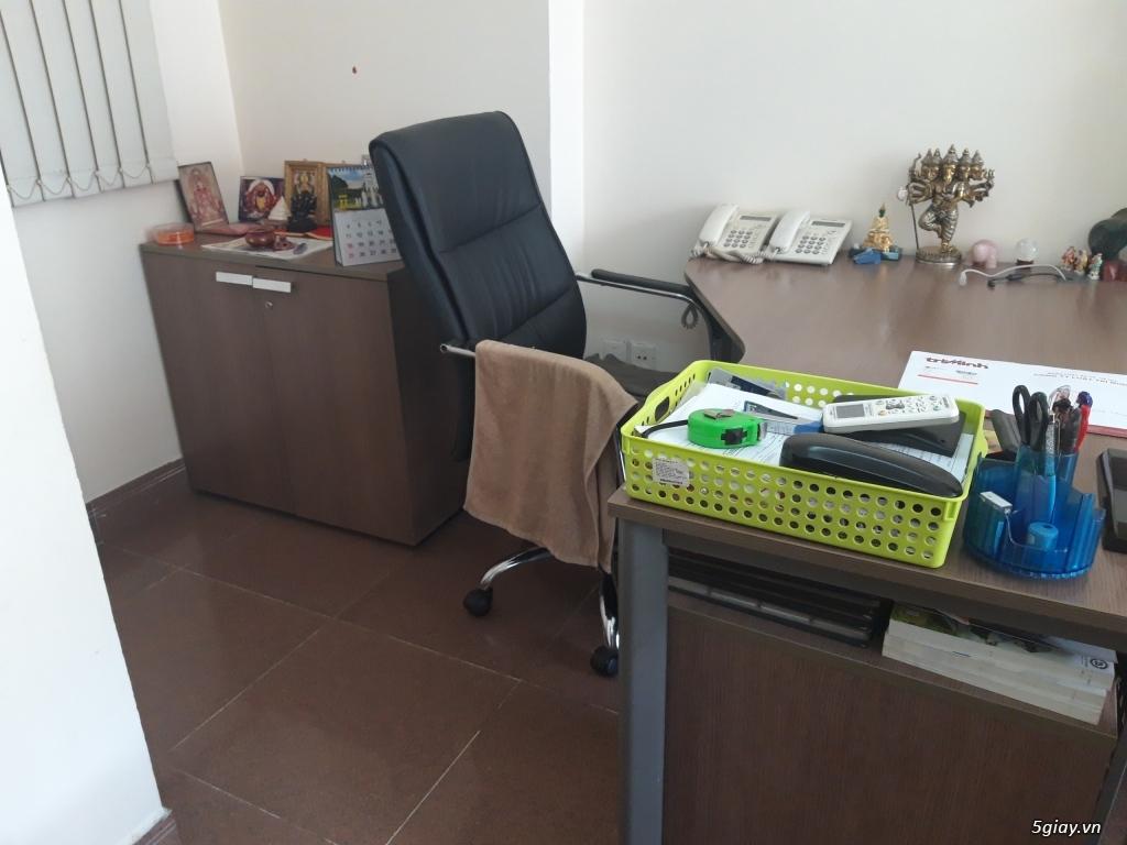 Cần Bán: bộ bàn, tủ văn phòng - 1