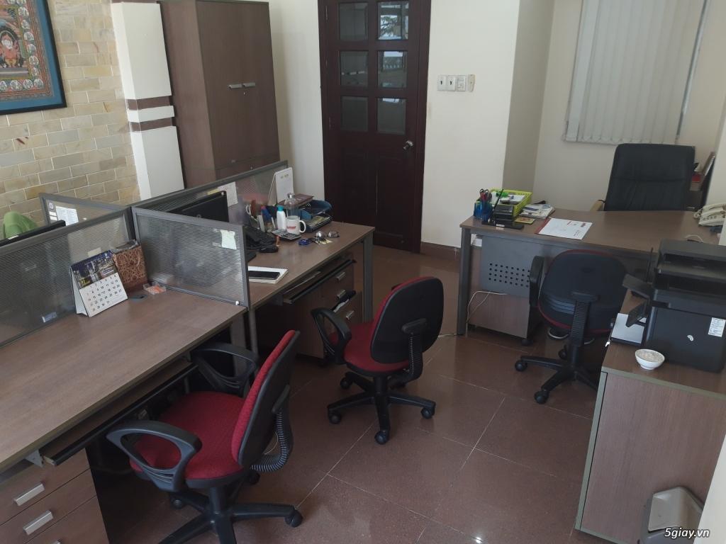 Cần Bán: bộ bàn, tủ văn phòng - 3