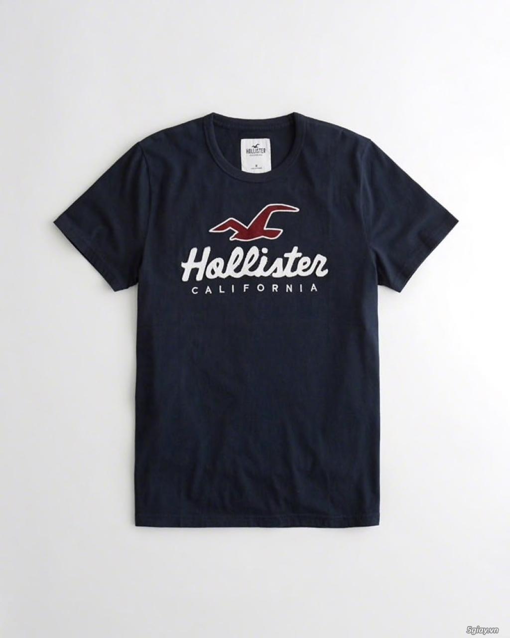 HCO shop chuyên hàng Hollister Abercrombie xách tay US chính hãng - 1
