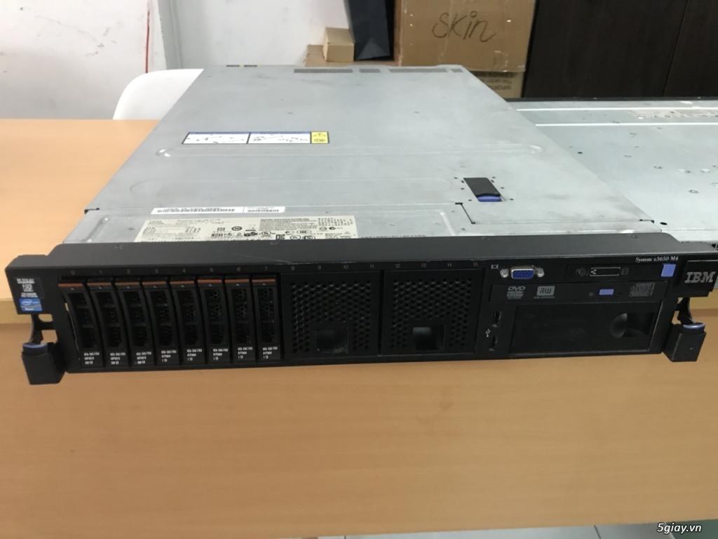 Thanh lý nhiều server và linh kiện thay thế server giá rẻ HCM