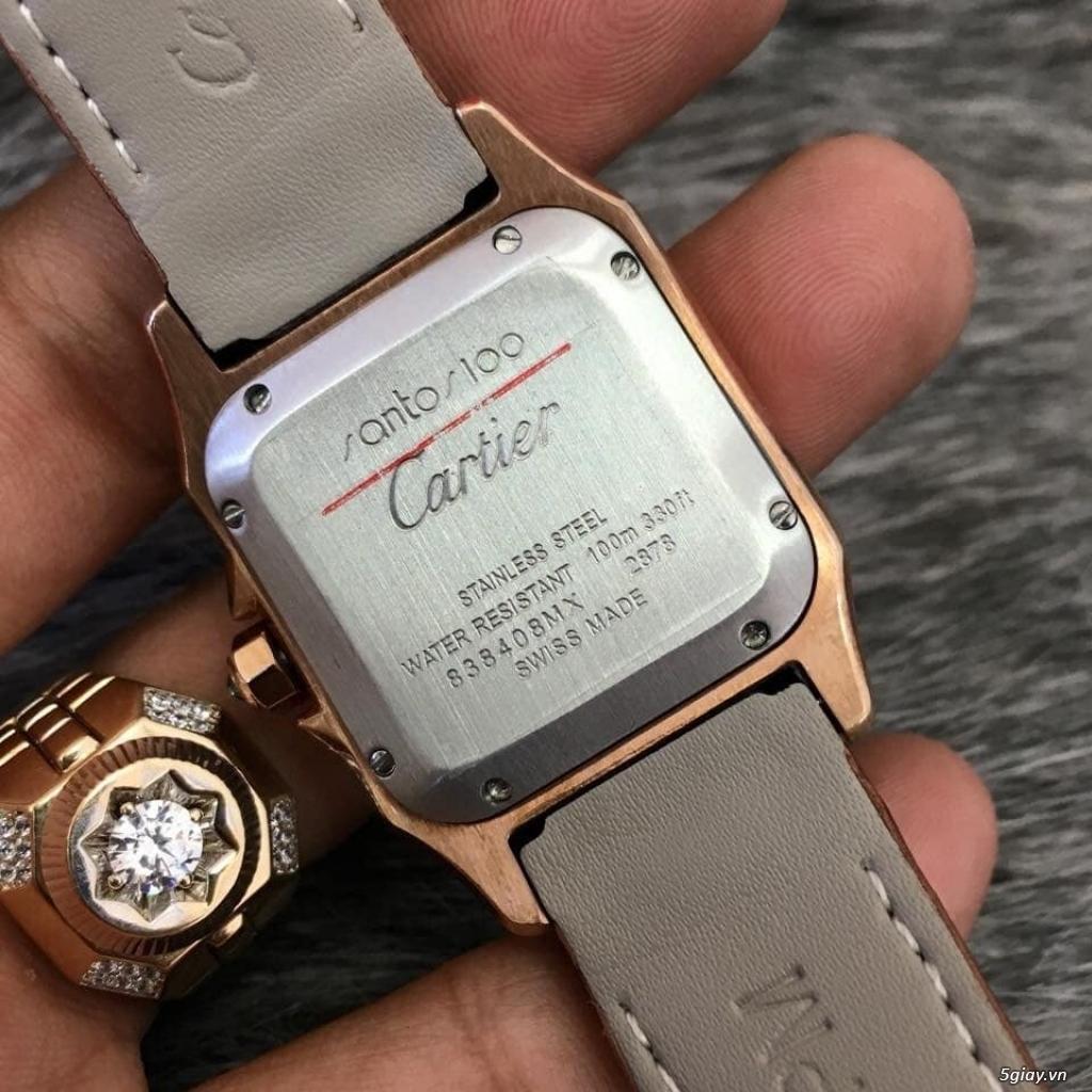 Chuyên đồng hồ Catier,Corum sang trọng Men & Lady model mới nhất 2019 - 20