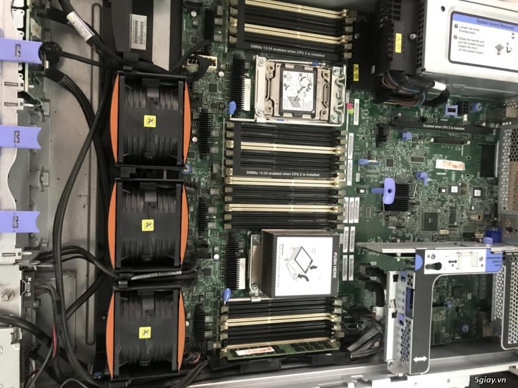 Thanh lý nhiều server và linh kiện thay thế server giá rẻ HCM - 4