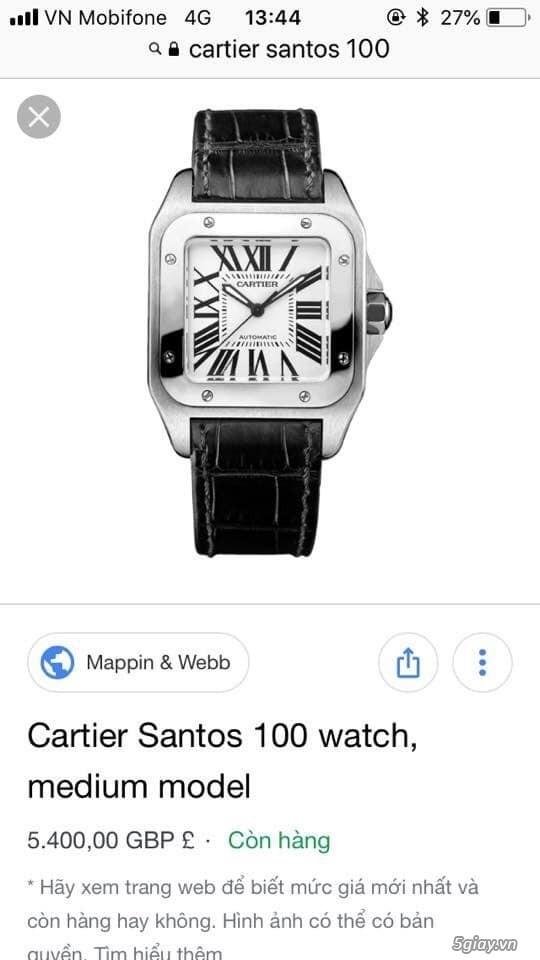 Chuyên đồng hồ Catier,Corum sang trọng Men & Lady model mới nhất 2019 - 1