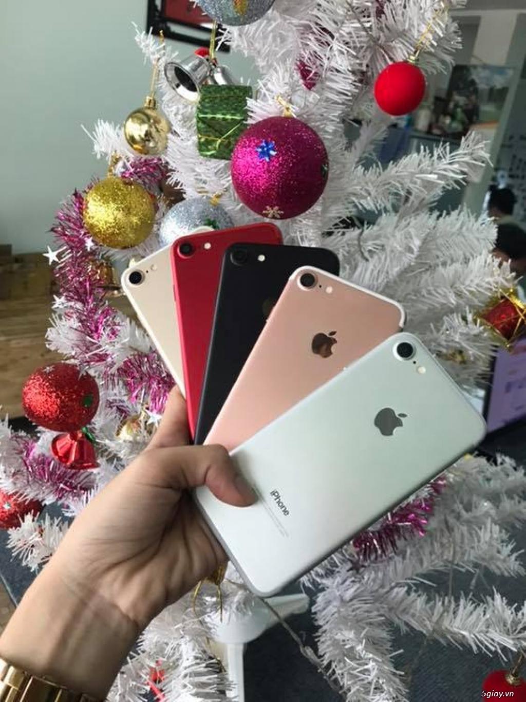 [TpHCM] Điện thoại iPhone 7 128GB QUỐC TẾ ZIN ALL giá 7xxx
