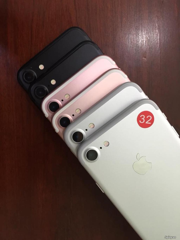 iPhone 7 128GB QUỐC TẾ ZIN100% giá 7xxx ĐỦ MÀU - BAO TEST - 3