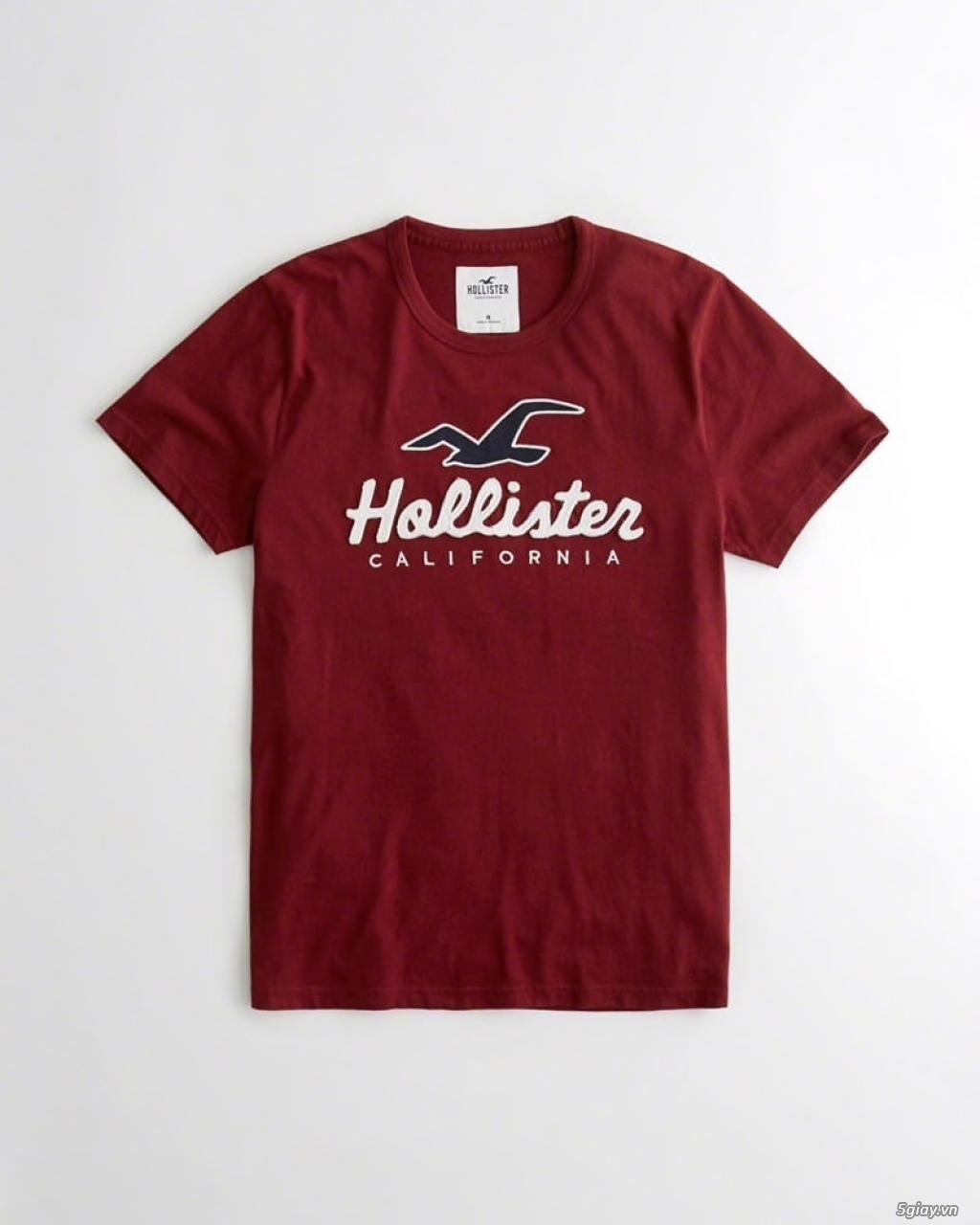HCO shop chuyên hàng Hollister Abercrombie xách tay US chính hãng - 4