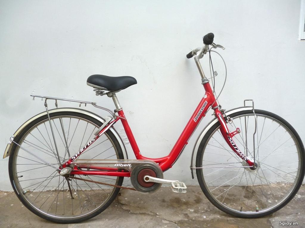 Xe đạp Bridgestone - Miyata đùm 3 số nội địa Nhật - 7