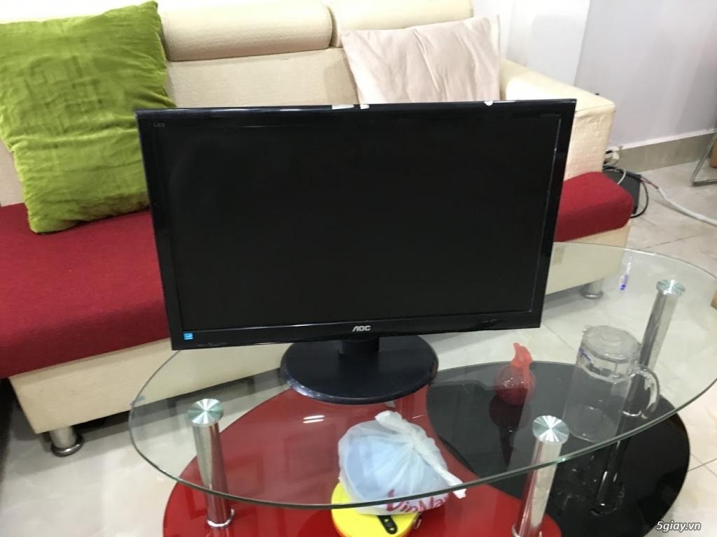 50 LCD 20, 22, 24 INCH CÁC LOẠI ĐẸP LUNG LINH GIÁ CHỈ TỪ 600K/CÁI. LINH KIỆN MÁY TÍNH CŨ MỚI GIÁ TỐT - 62
