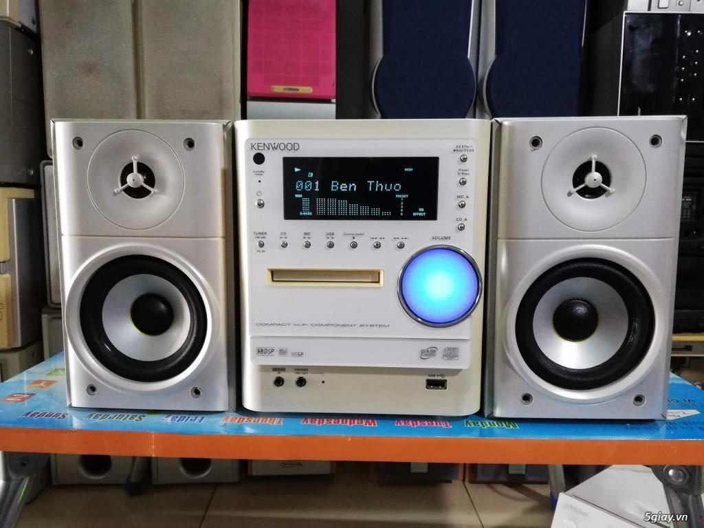 Dàn mini Kenwood L100 nghe nhạc USB