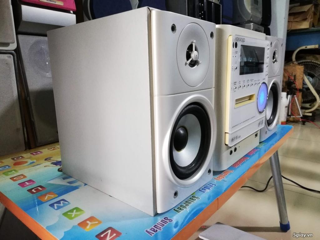 Dàn mini Kenwood L100 nghe nhạc USB - 2