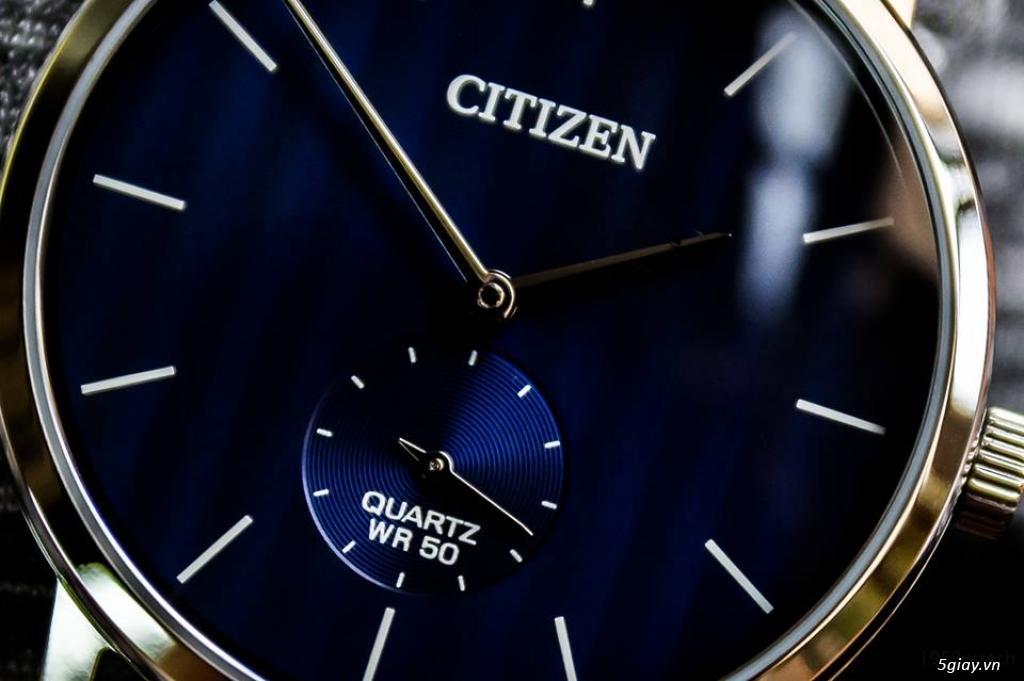 Đồng hồ Citizen giá tốt - 3