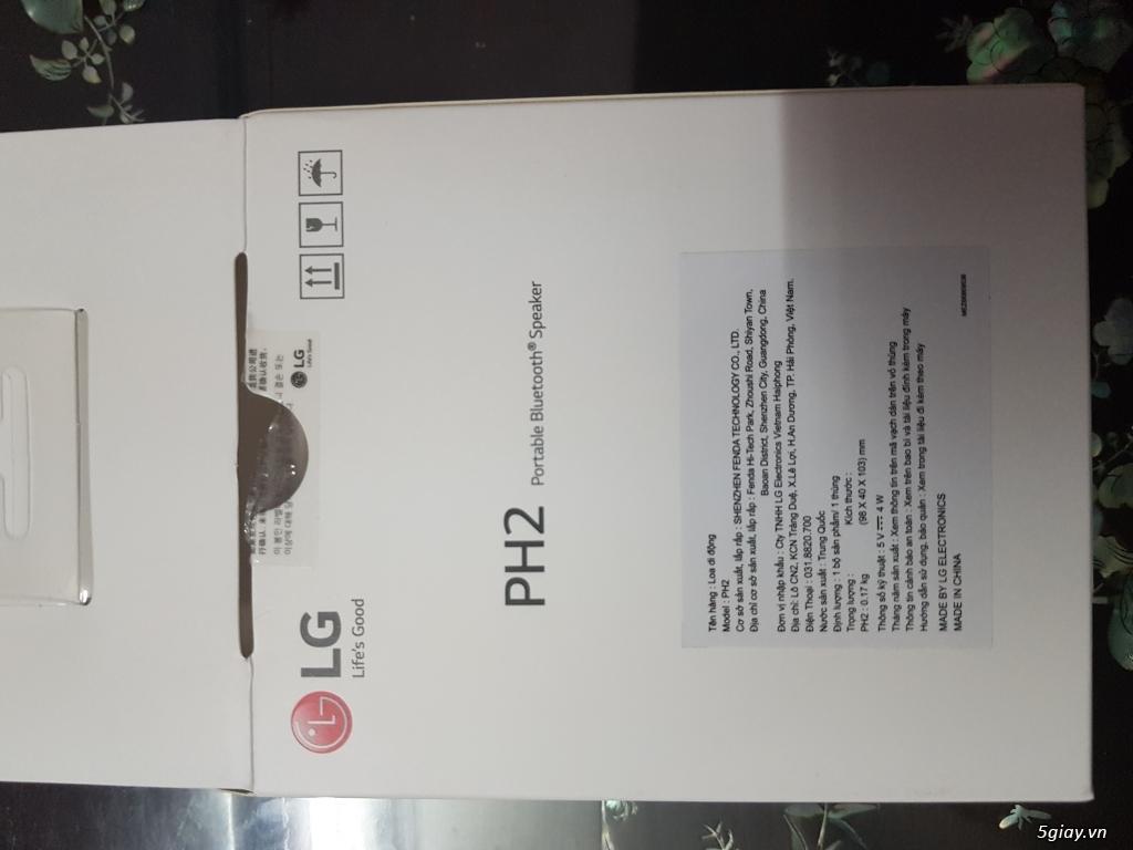 Loa bluetooth LG PH 2 - 1
