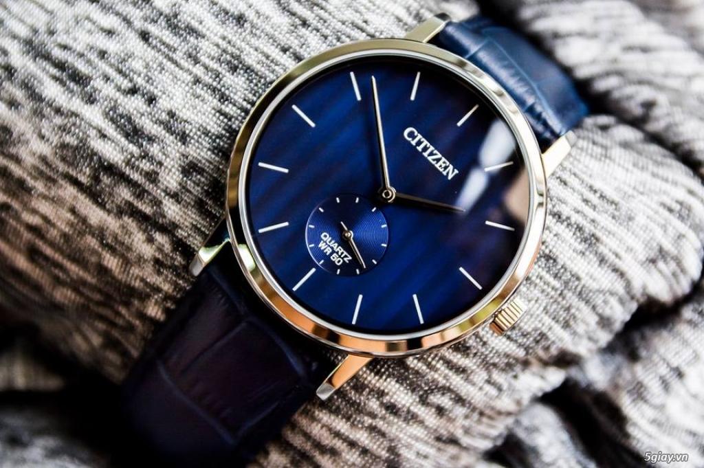 Đồng hồ Citizen giá tốt - 2