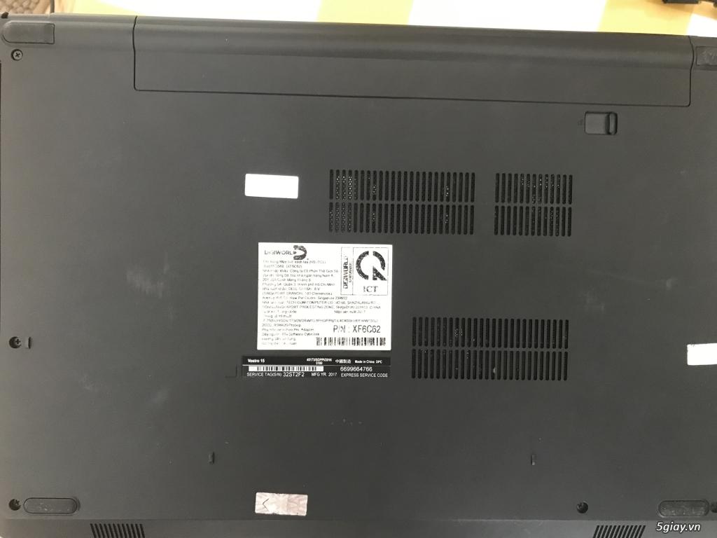 Laptop Dell Vostro 3568 i7  - Chính hãng Việt Nam - 1