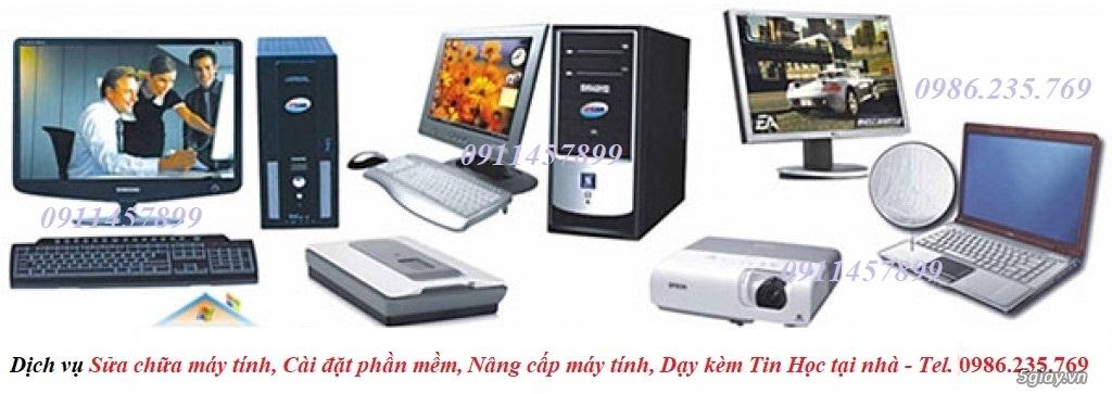 HCM - SỬA MÁY TÍNH TẠI NHÀ Cài  Windows 10 cho Macbook, Vệ sinh, Nâng cấp Laptop, PC tận nơi Uy Tín. - 1