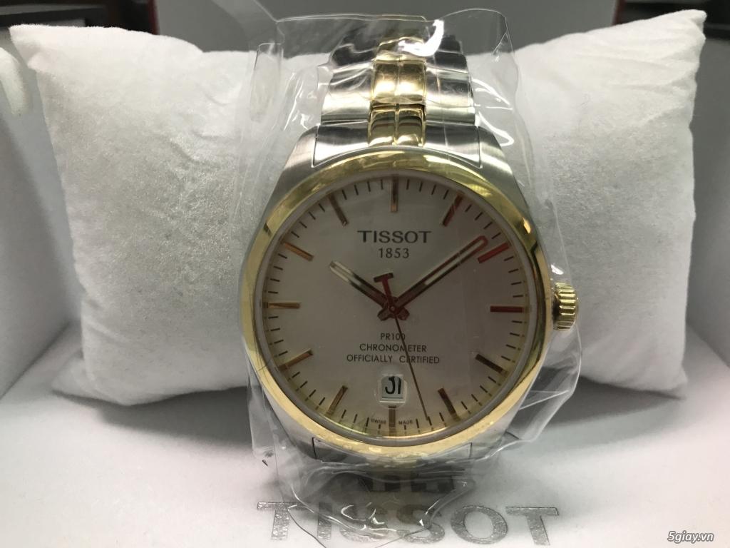 Đồng hồ Tissot mới 100% (T101.451.22.031.00) - 2