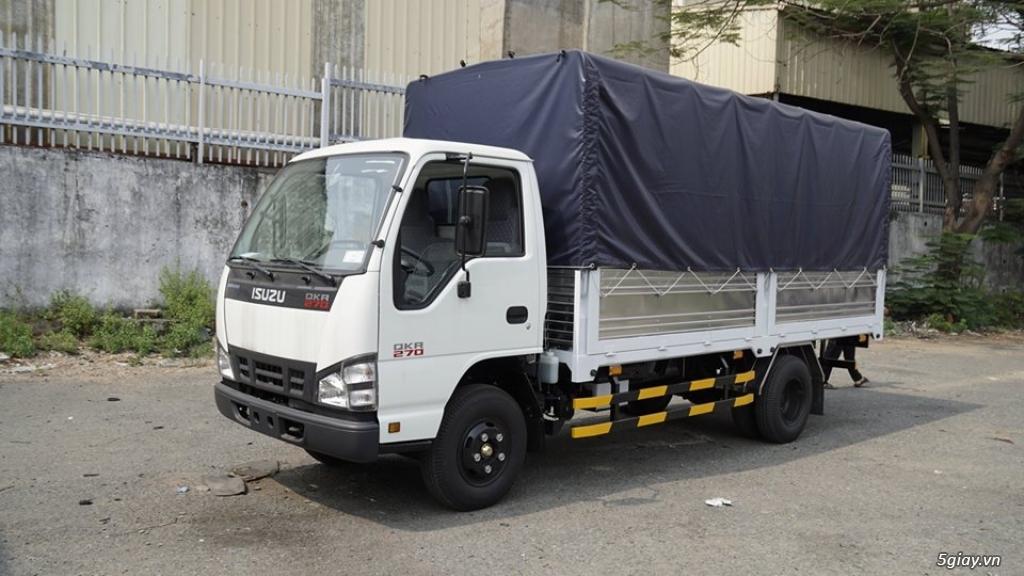 xe tải ISUZU 1T9 / 2T2 / 2T4 TẶNG ĐỊNH VỊ - 4