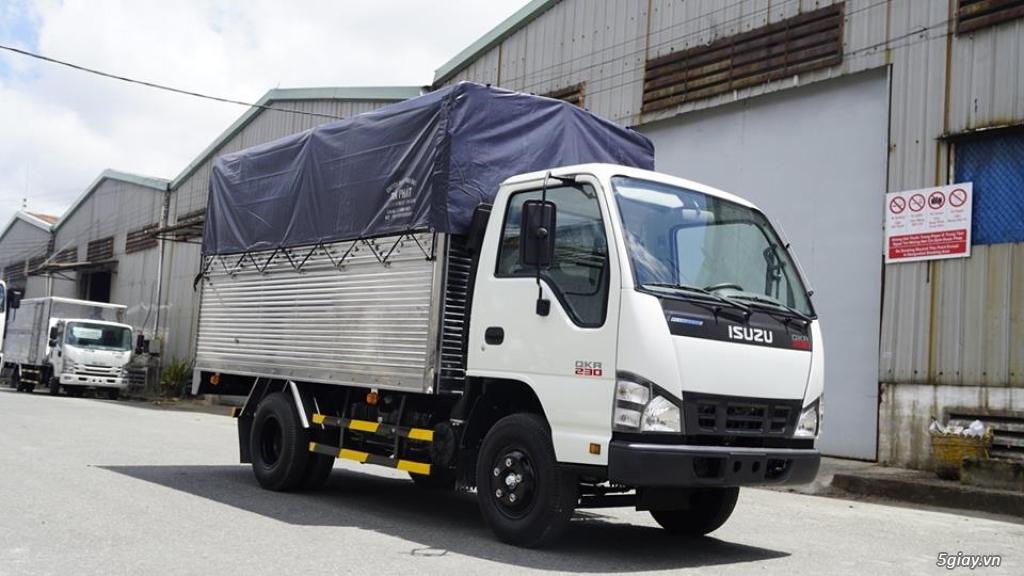 xe tải ISUZU 1T9 / 2T2 / 2T4 TẶNG ĐỊNH VỊ - 1