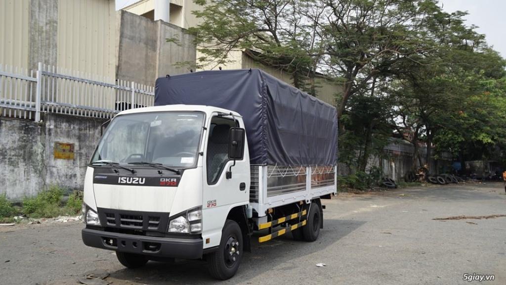 xe tải ISUZU 1T9 / 2T2 / 2T4 TẶNG ĐỊNH VỊ