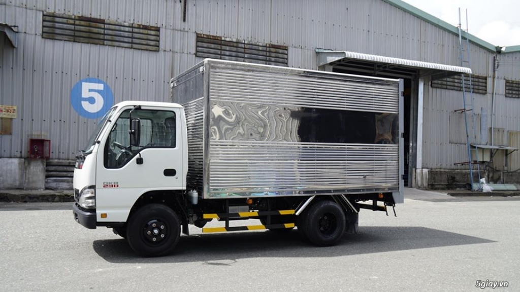 xe tải ISUZU 1T9 / 2T2 / 2T4 TẶNG ĐỊNH VỊ - 3