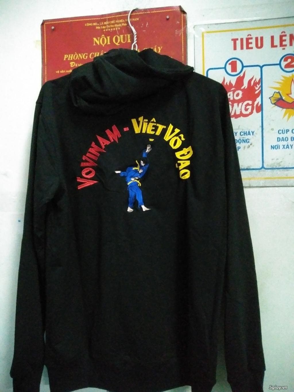 Áo khoác Vovinam - 1