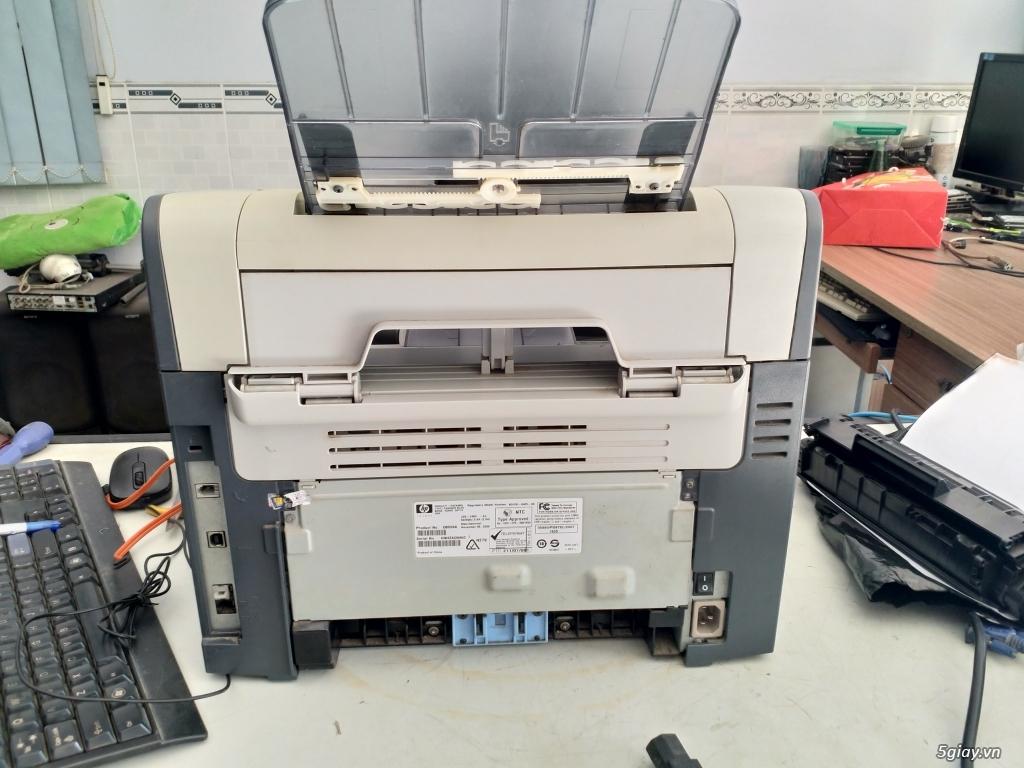Máy in laser đa năng HP LaserJet M1319F