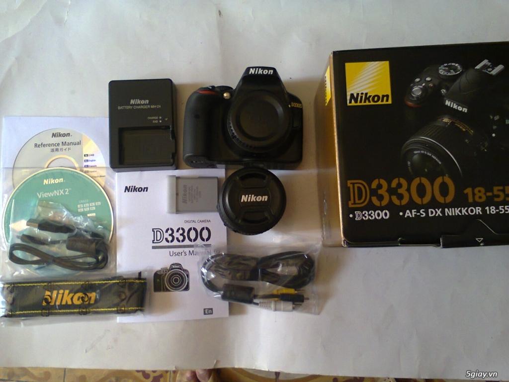 Máy ảnh + Lens kit, hàng xách tay USA - 4