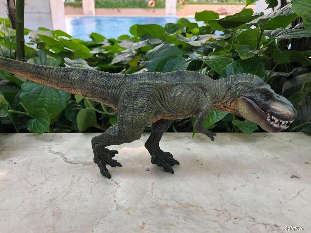 Mô hình thú - khủng long, cá sấu, voi,cọp........... - 7