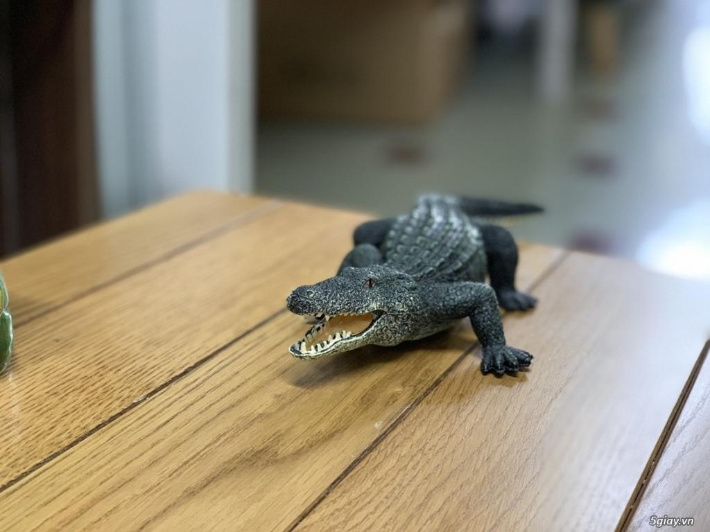 Mô hình thú - khủng long, cá sấu, voi,cọp........... - 3