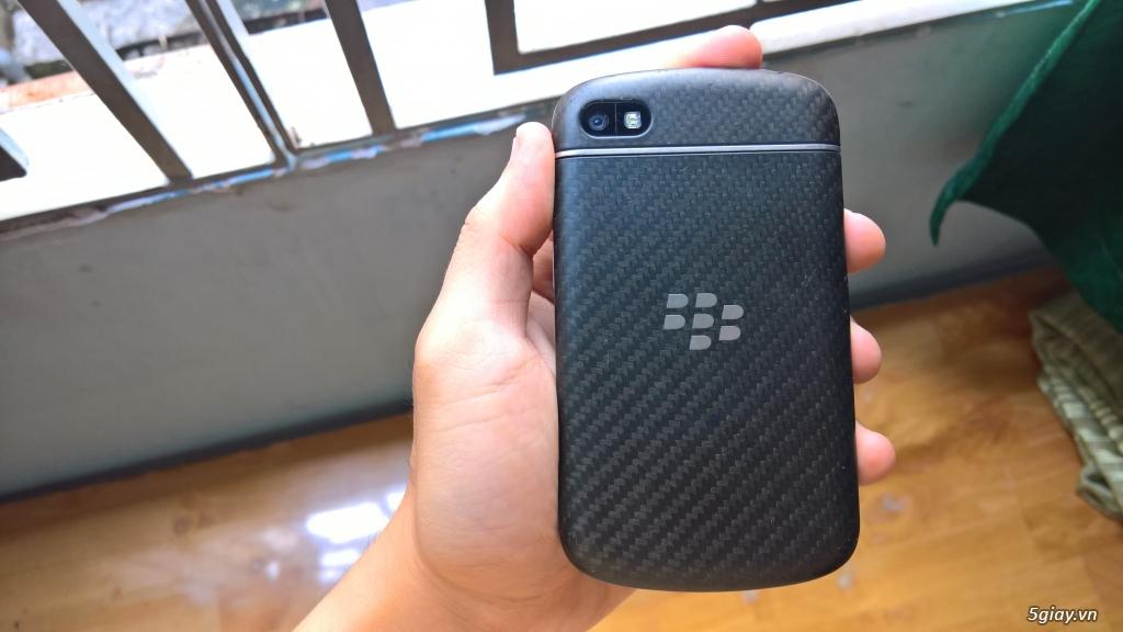 Blackberry Q10 máy đẹp - 2