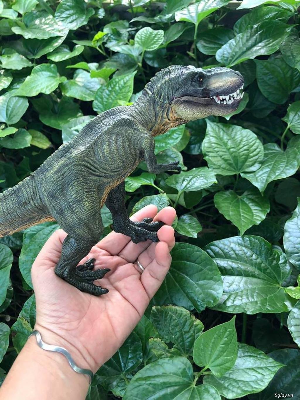 Mô hình thú - khủng long, cá sấu, voi,cọp........... - 10