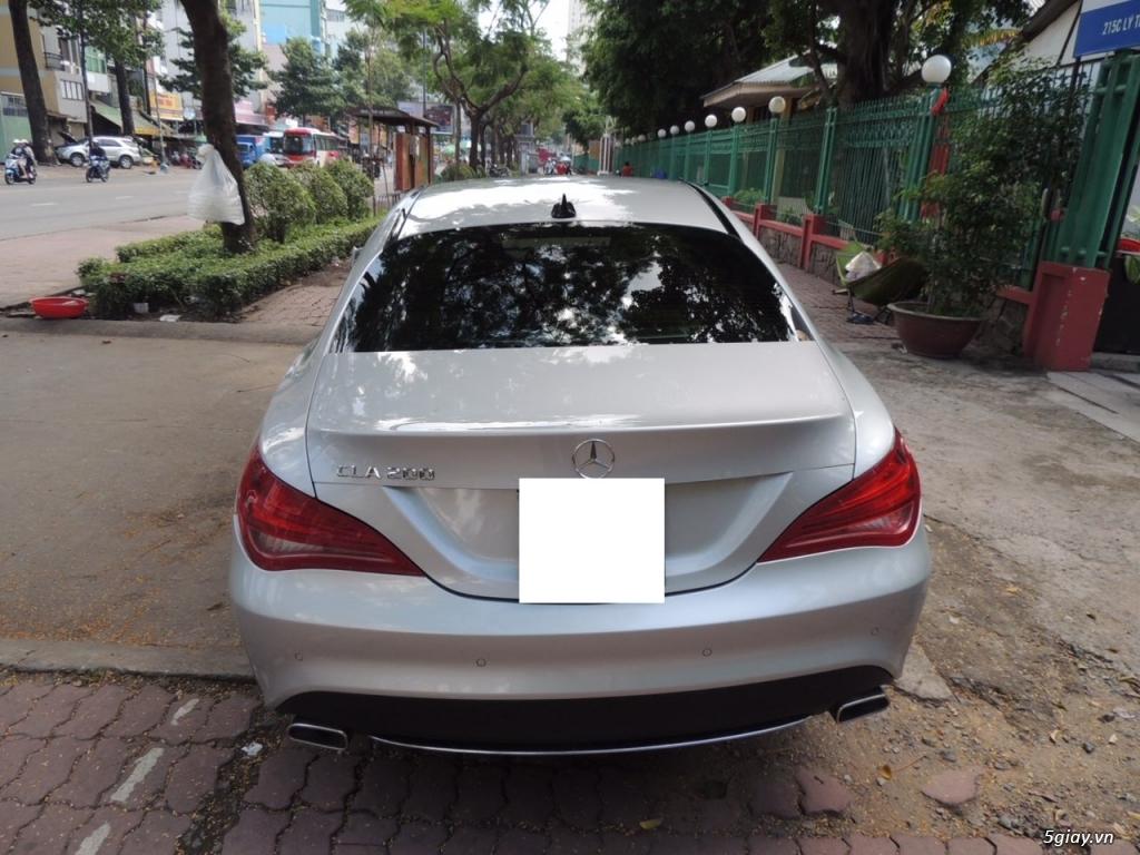 Mercedes Benz CLA 200 - 2016 keng như mới - 5