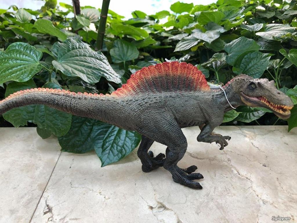 Mô hình thú - khủng long, cá sấu, voi,cọp........... - 8