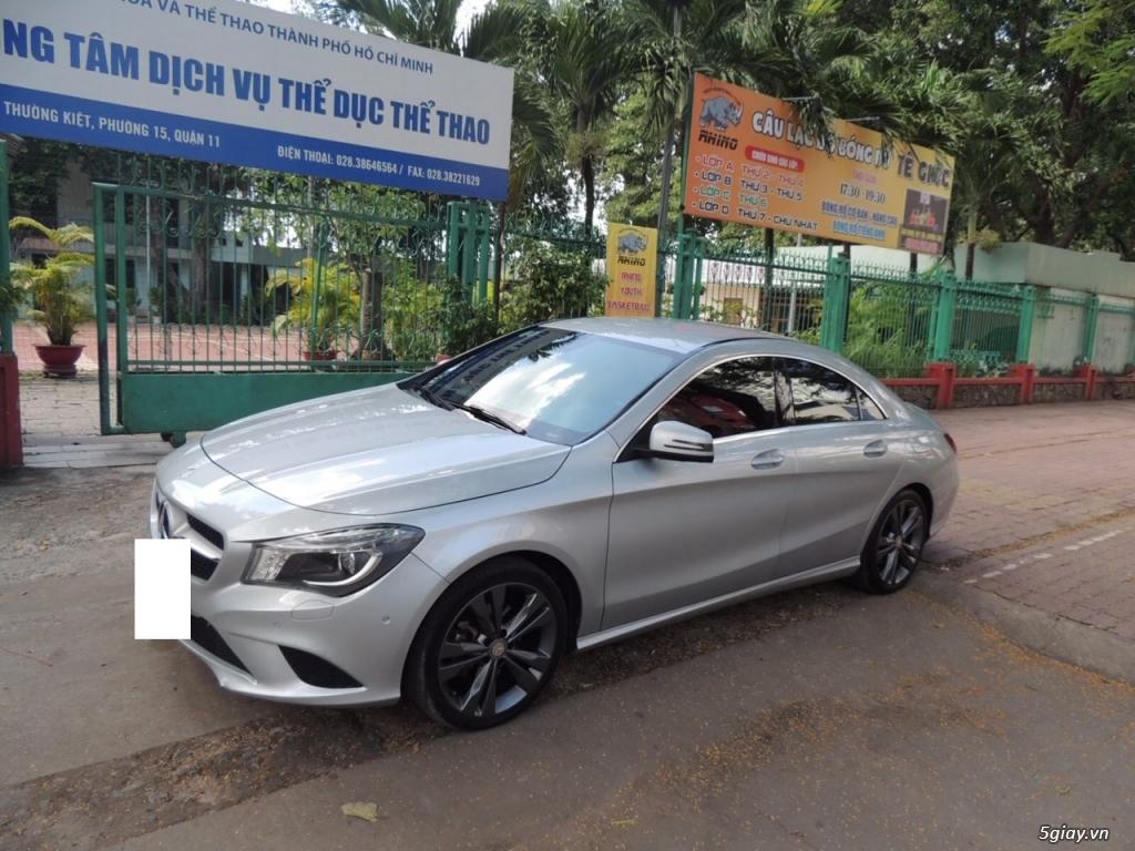 Mercedes Benz CLA 200 - 2016 keng như mới