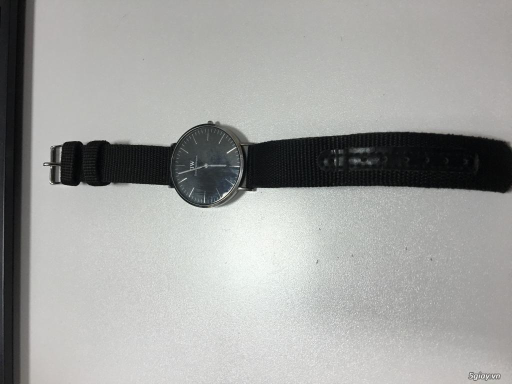 Cần bán đồng hồ DW chính hãng Hải Triều - 1
