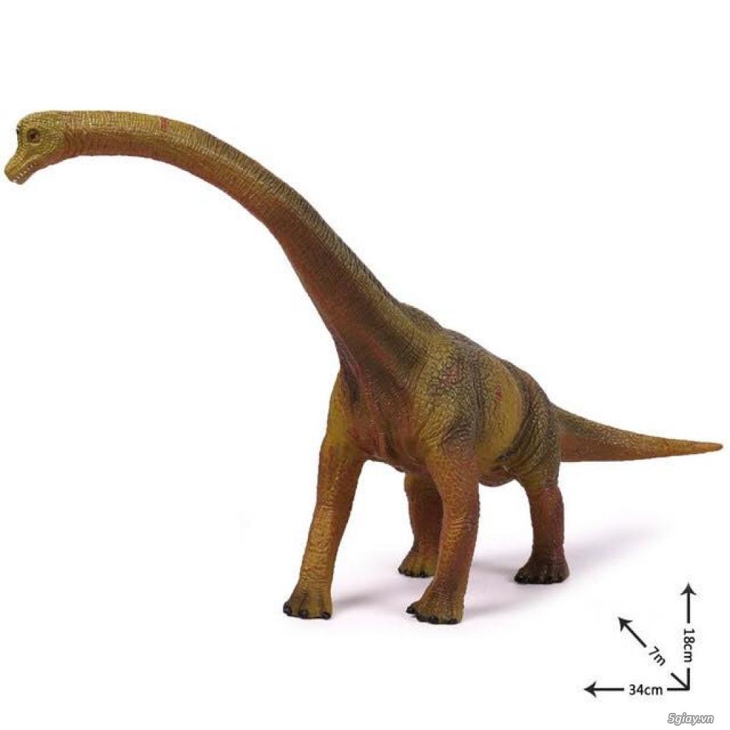 Mô hình thú - khủng long, cá sấu, voi,cọp........... - 6