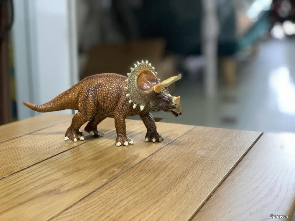 Mô hình thú - khủng long, cá sấu, voi,cọp........... - 4