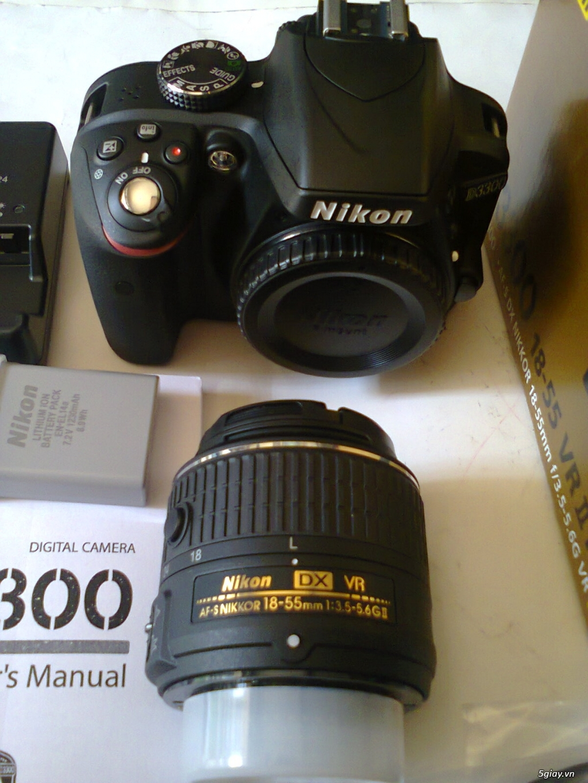 Máy ảnh + Lens kit, hàng xách tay USA - 5