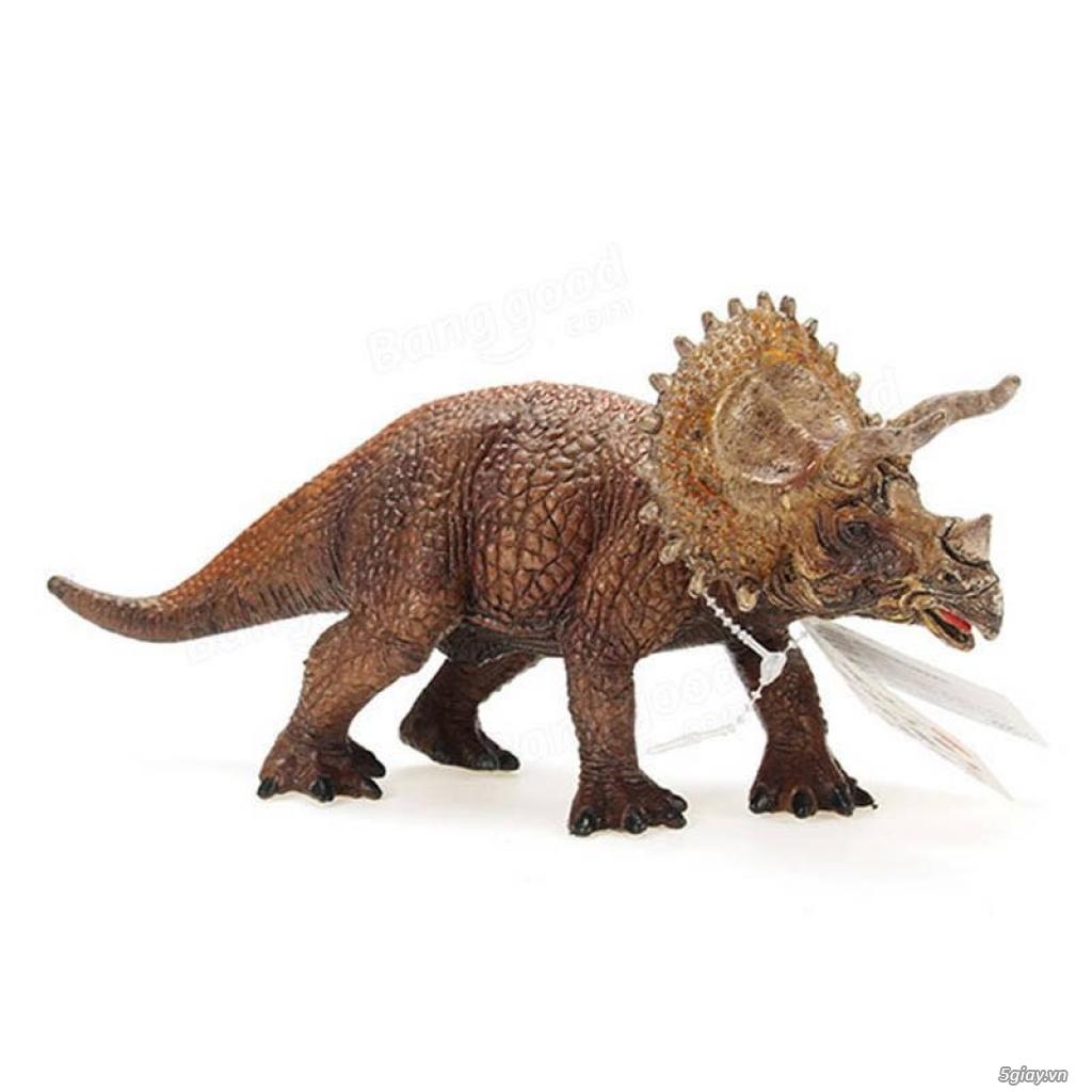 Mô hình thú - khủng long, cá sấu, voi,cọp........... - 9