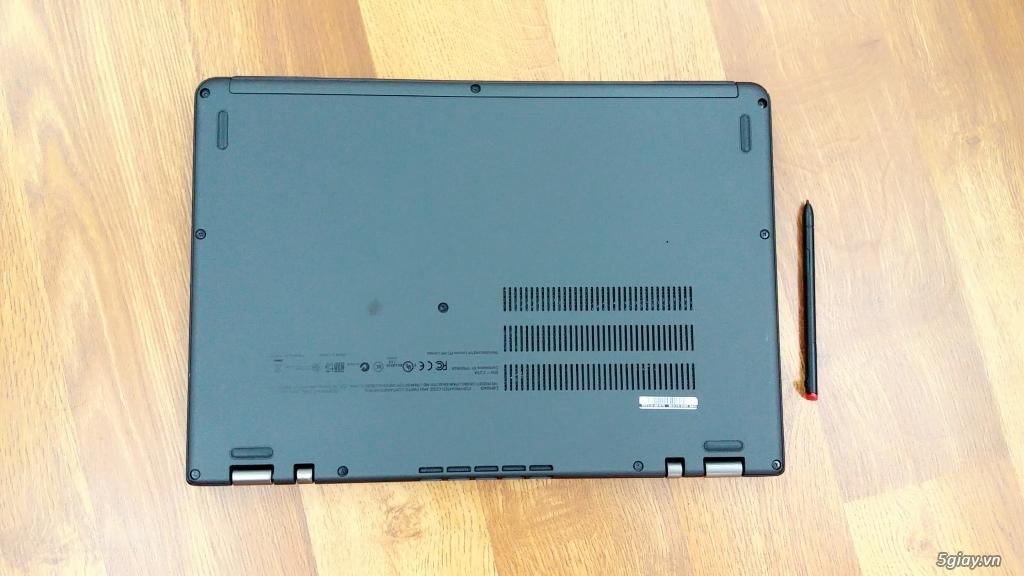 Lenovo Yoga S1 Cảm ứng xoay: i5/4200u/8gb ram/128ssd hàng Usa likenew - 9