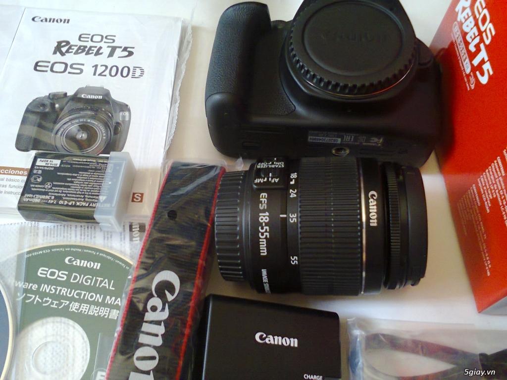 Máy ảnh + Lens kit, hàng xách tay USA