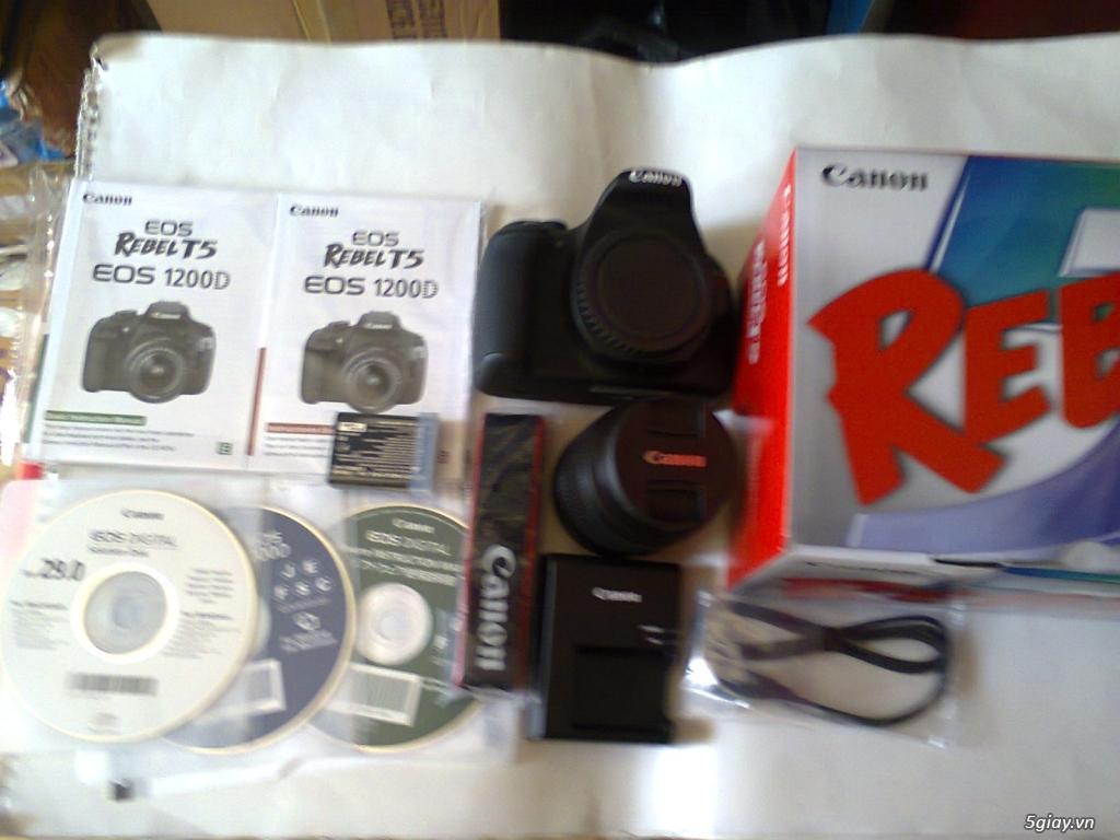 Máy ảnh + Lens kit, hàng xách tay USA - 2