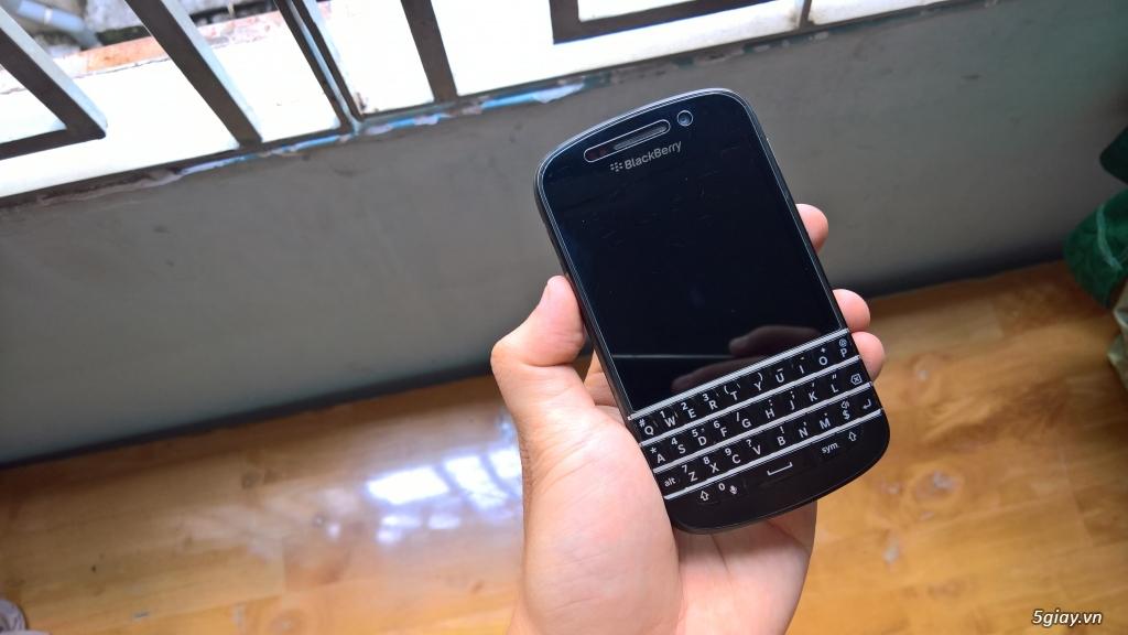 Blackberry Q10 máy đẹp