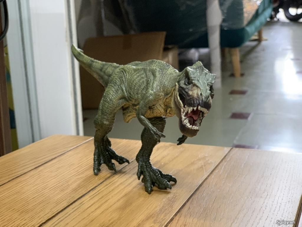 Mô hình thú - khủng long, cá sấu, voi,cọp........... - 2