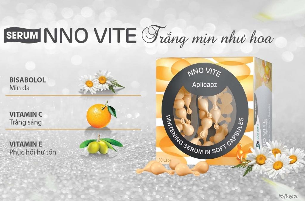 Thực phẩm chức năng Nno vite công bố danh sách trúng thưởng thẻ cào từ 9/7 - 29/9/2019